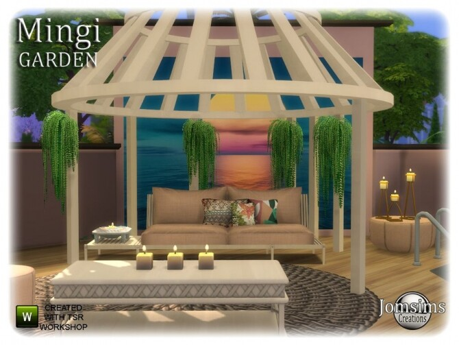 Mingi Garden by  jomsims at TSR image 7414 670x503 Sims 4 Updates