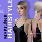 Marilene Hairstyle by Leah Lillith