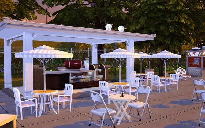 El Axolotl Taco restaurant at Lutessa image 766 670x419 Sims 4 Updates