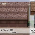 M90 Brick Wall 01 by Mircia90