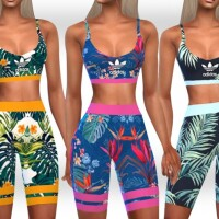 New Style Half Legging Athletic Outfits by Saliwa