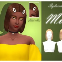 Mia Hair Set by Sylviemy