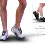 Aero Male Sneakers by DarkNighTt