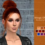 Recolor wingssims ON0324 hair by Plikachu