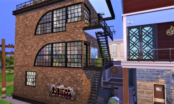 Fort Street by spaceytheace at Mod The Sims image 8416 670x401 Sims 4 Updates
