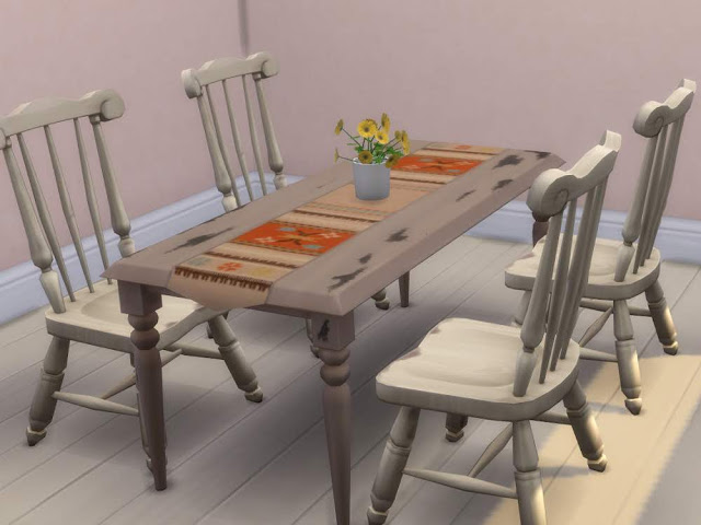 Valdres Dining Table