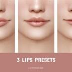 3 Lips Presets