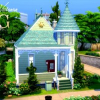 Little Victorian house by GenkaiHaretsu