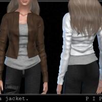 Bella jacket by pipco