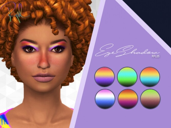 Eyeshadow RPL05 by RobertaPLobo