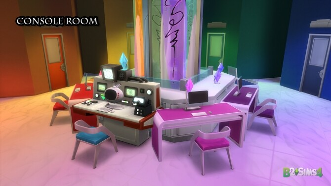 The Colour Castle (Rainbow Brite) by Brunnis 2 at Mod The Sims image 897 670x378 Sims 4 Updates