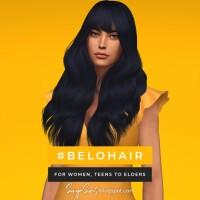 Belo May hairs