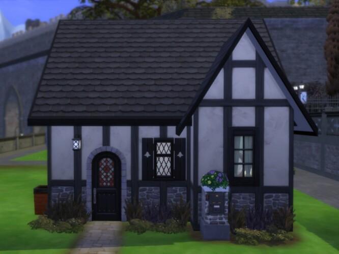 Havisham Tiny House by Biotic_Blue_Simmer