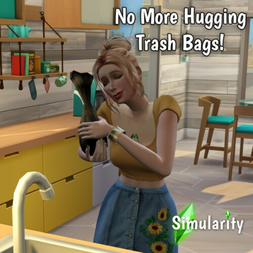 No More Hugging Trash Bags by Simularity
