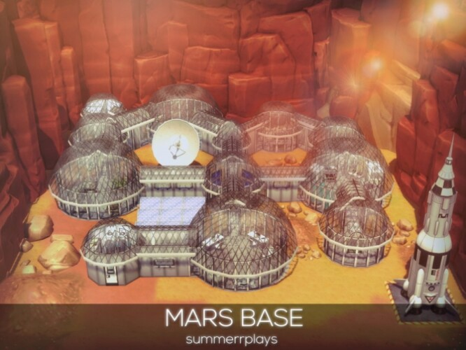 Mars Base by Summerr Plays
