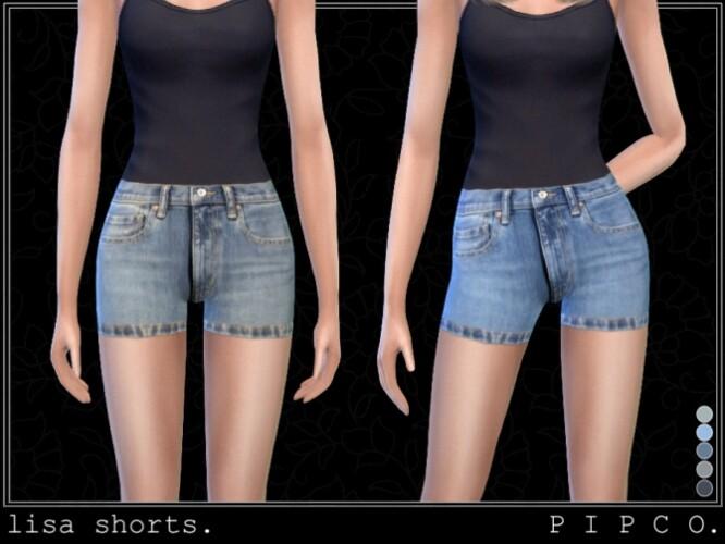 Lisa shorts by Pipco
