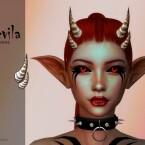 Devila Horns by Suzue