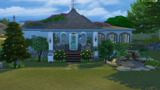 Florists Dream House by ezeliastarpuff at Mod The Sims image 9212 670x377 Sims 4 Updates