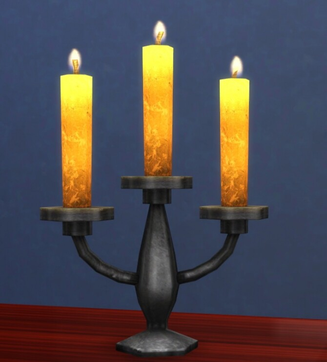 Smoreworthy Candle high resolution recolor by xordevoreaux at Mod The Sims image 9213 670x743 Sims 4 Updates
