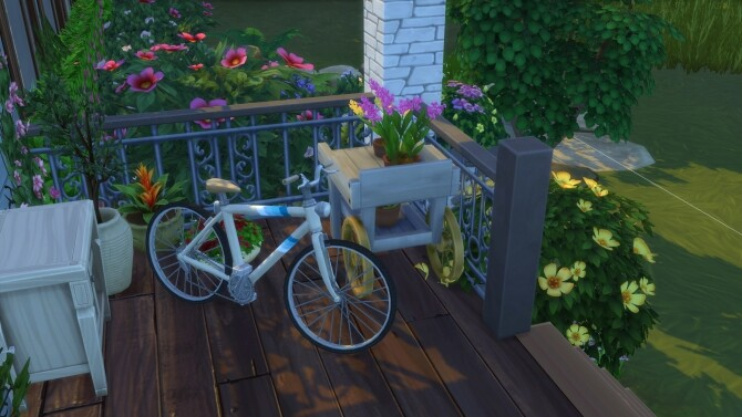 Florists Dream House by ezeliastarpuff at Mod The Sims image 9410 670x377 Sims 4 Updates