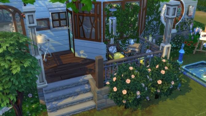 Florists Dream House by ezeliastarpuff at Mod The Sims image 9510 670x377 Sims 4 Updates