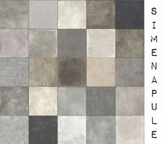 Concrete Tiles 01