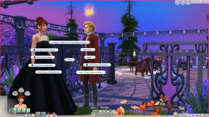 Realm of Magic Cooldown Mods by lordofthepringles at Mod The Sims image 1001 670x377 Sims 4 Updates