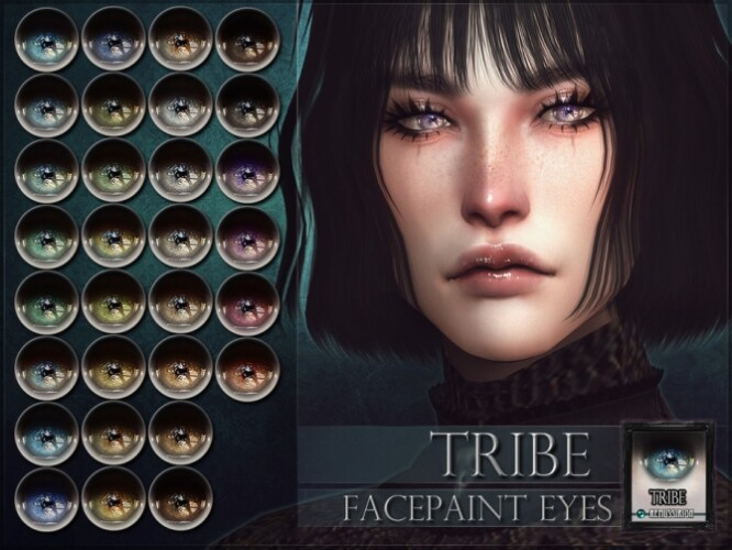 Tribe Eyes by RemusSirion