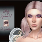 Butterfly Eyeshadow V1 by Reevaly