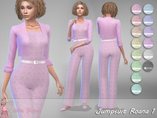 Jumpsuit Roana 1 by Jaru Sims