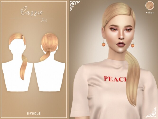 Cassie Hair Set by EnriqueS4