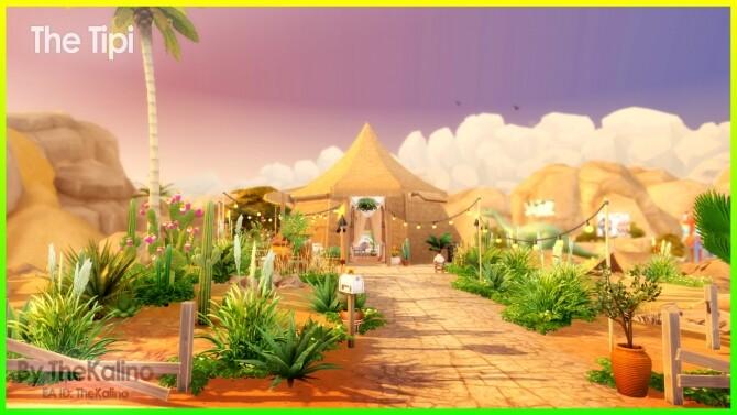 The Tipi at Kalino image 1031 670x377 Sims 4 Updates
