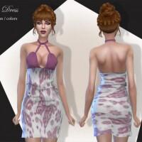 Shelly Dress by pizazz