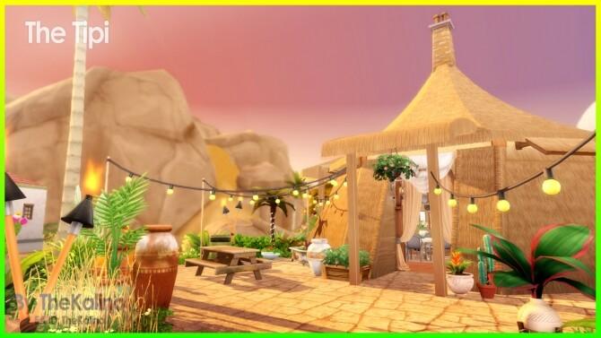 The Tipi at Kalino image 1042 670x377 Sims 4 Updates