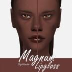 Magnum Lipgloss by Sagittariah