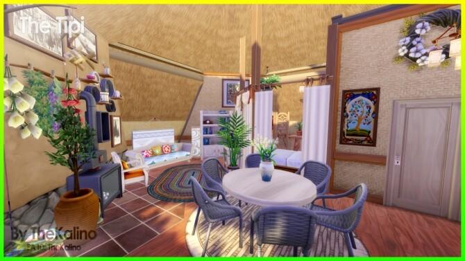 The Tipi at Kalino image 1052 670x377 Sims 4 Updates