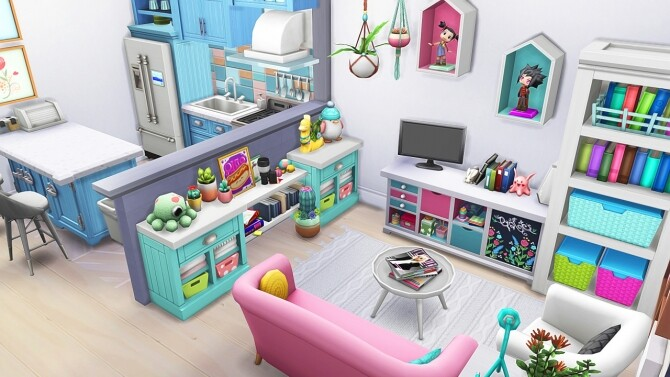 CUTE TEEN APARTMENT