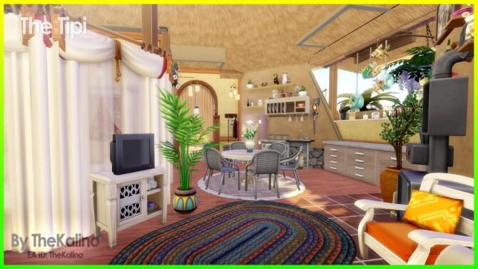 The Tipi at Kalino image 1062 670x377 Sims 4 Updates