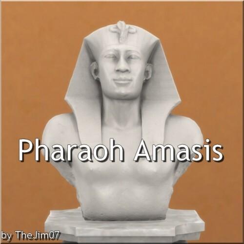 Pharaoh Amasis by TheJim07