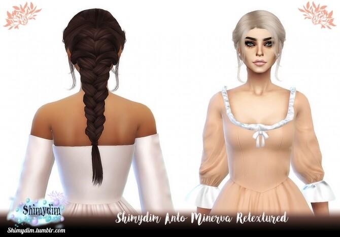 Anto Minerva Hair Retexture