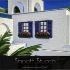 Smooth Stucco wall by Caroll91