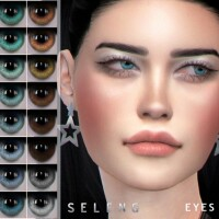 Eyes N84 by Seleng