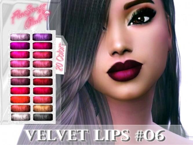 Velvet Lips 06 by FlaSimgo Club