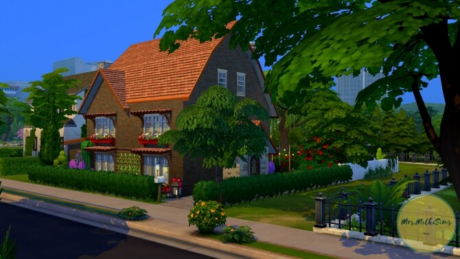 Parental home at Mrs.MilkiSims image 1131 670x377 Sims 4 Updates
