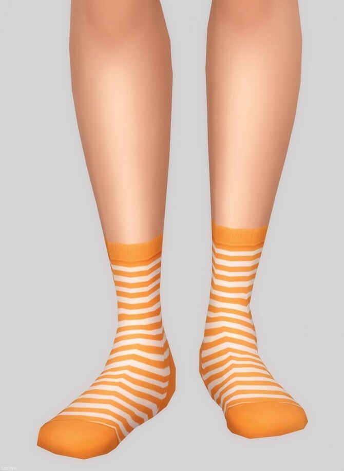 Stompy shoes + socks at Casteru image 11313 670x917 Sims 4 Updates