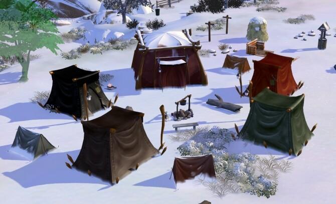 TSM Tents part 2 Bandit Tents