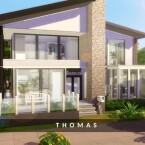Thomas house by melapples