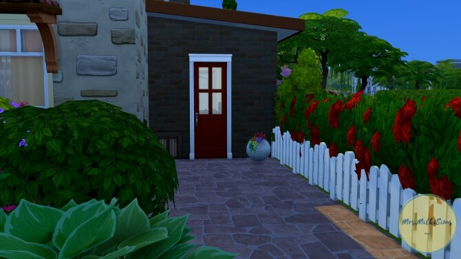 Parental home at Mrs.MilkiSims image 1141 670x377 Sims 4 Updates