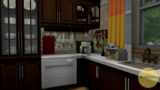 Parental home at Mrs.MilkiSims image 1151 670x377 Sims 4 Updates