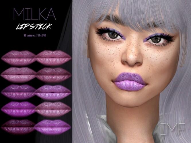 IMF Milka Lipstick N.278 by IzzieMcFire